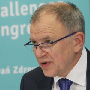 Vytenis Andriukaitis podczas Kongresu: nie jestem komisarzem ds. choroby
