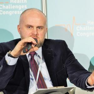 O innowacjach w medycynie podczas Kongresu Wyzwań Zdrowotnych