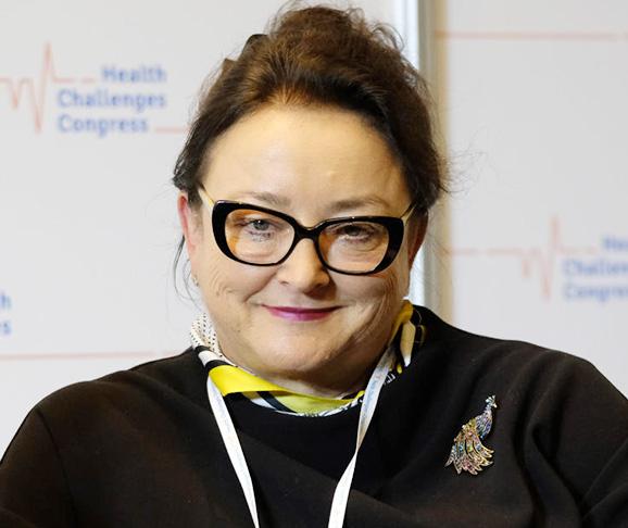 Prof. Violetta Skrzypulec-Plinta